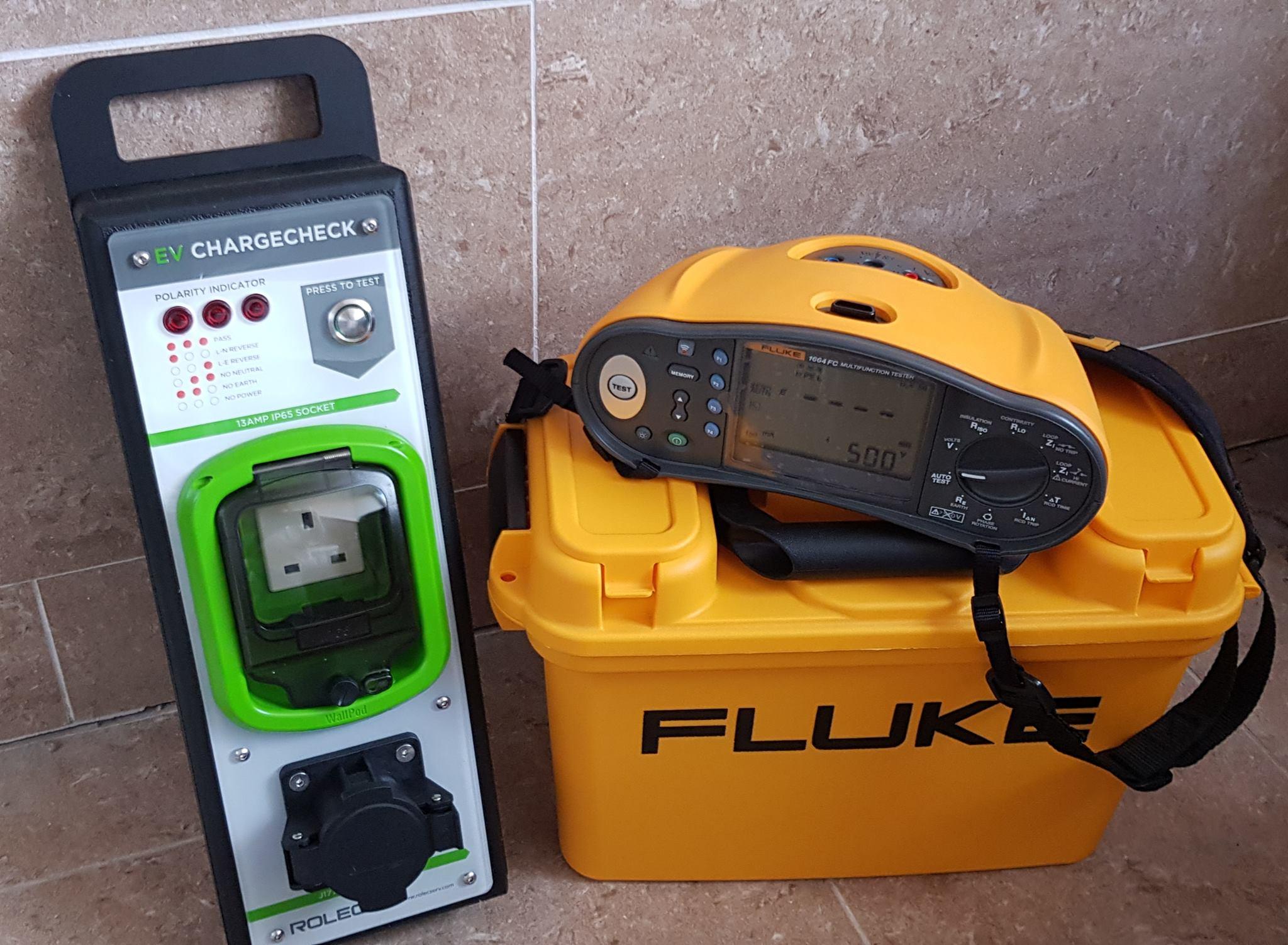 electric test kit